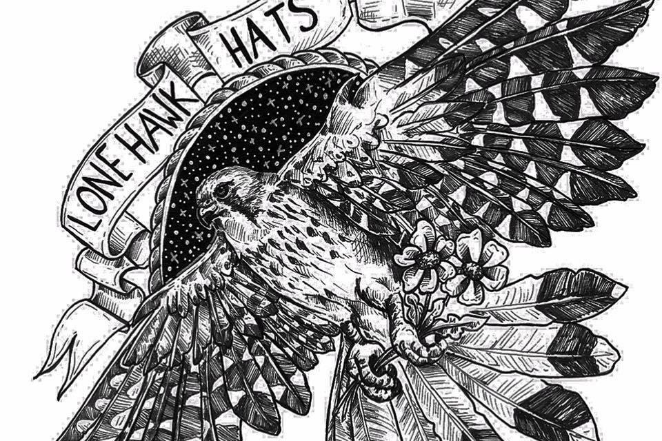 Lone Hawk Hats Family (Barry Gibb, Sheryl Crow, LP, Nils Lofgren, Chris Robinson & More) Supports United Natives & Navajo Nation Via Charity Auction & Raffle