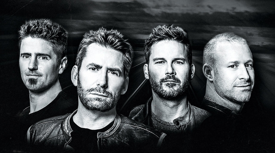 "NICKELBACK CANCEL ""ALL THE RIGHT REASONS"" TOUR"