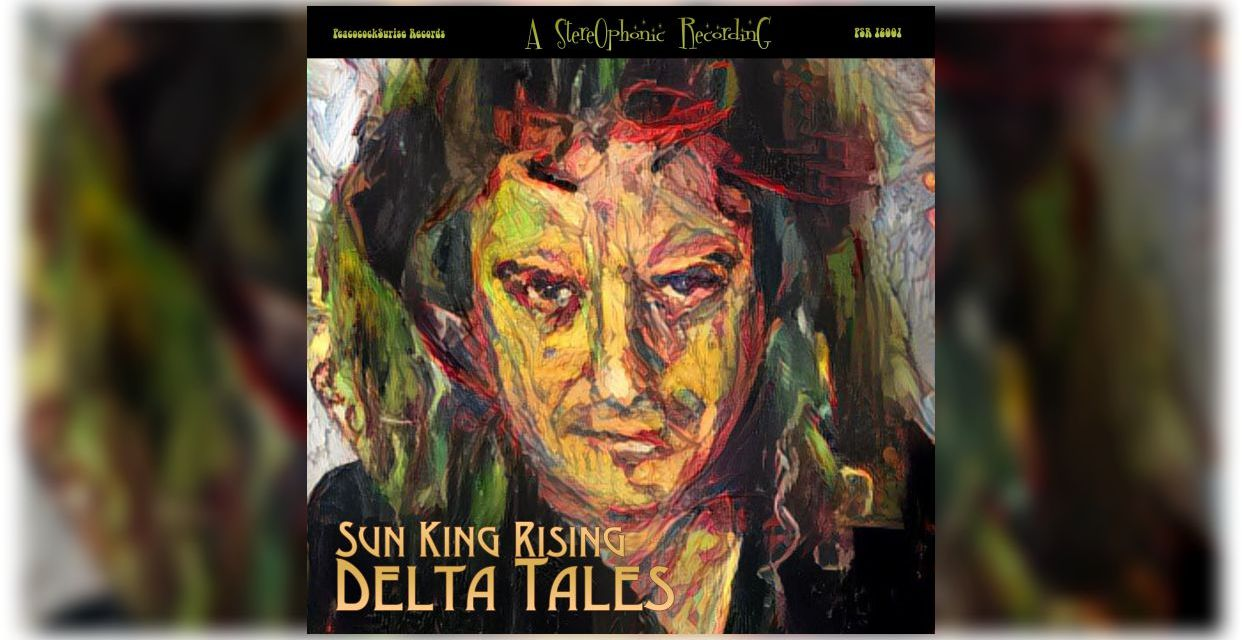 PeacockSunrise Records Releases Official HQ Audio Sampler for Debut Album by Sun King Rising