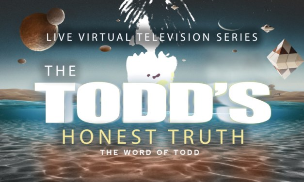 """Todd Rundgren To Launch Live Virtual Television Series """"The Todd's Honest Truth"""""""