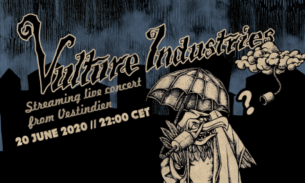Vulture Industries Set To Stream Live Concert At Former Brothel
