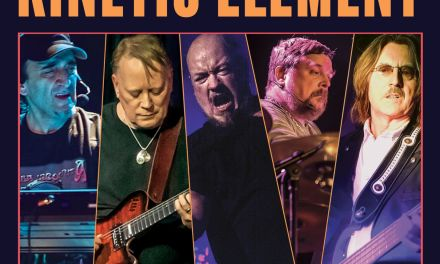 """Live From New York"" It's Kinetic Element – New Album Out Today"