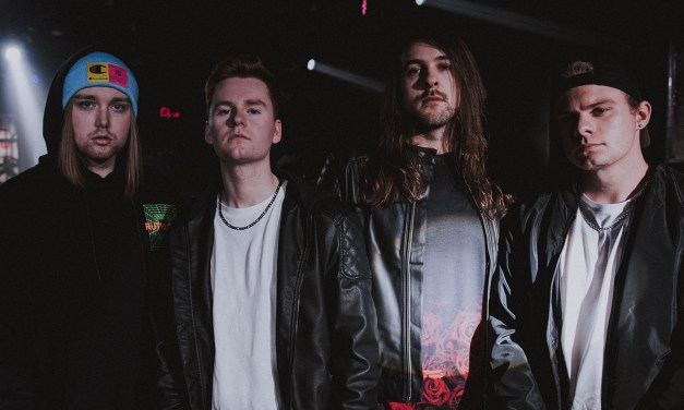 "Rock group Falset release video for first single ""Give"""