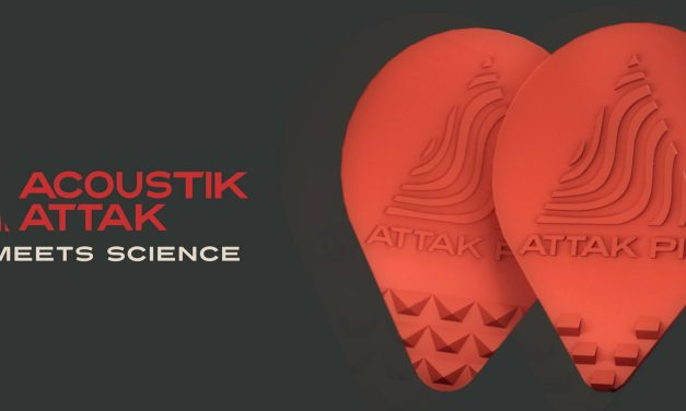 "Introducing Acoustik Attak's New Guitar and Bass ""Attak Piks"""