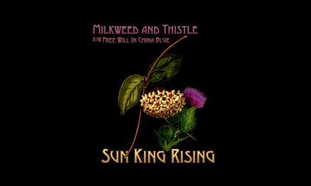 PeacockSunrise Records Releases A Two-song Single by Sun King Rising.