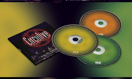 """Circuline """"CircuLive: New View""""! Pre-Order Bundles are Now Available!"""