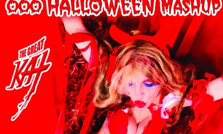 """666 Halloween Mashup"" by The Great Kat Premieres on iTunes & CD – 6 minutes, 66 sec of Halloween Shreds"