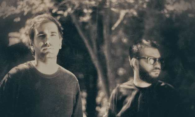 """Iranian Electronica/Space Rock duo SIX DAYS END Announce October 16th as the Release Date for their debut Album """"In Between Two Nothings"""""""