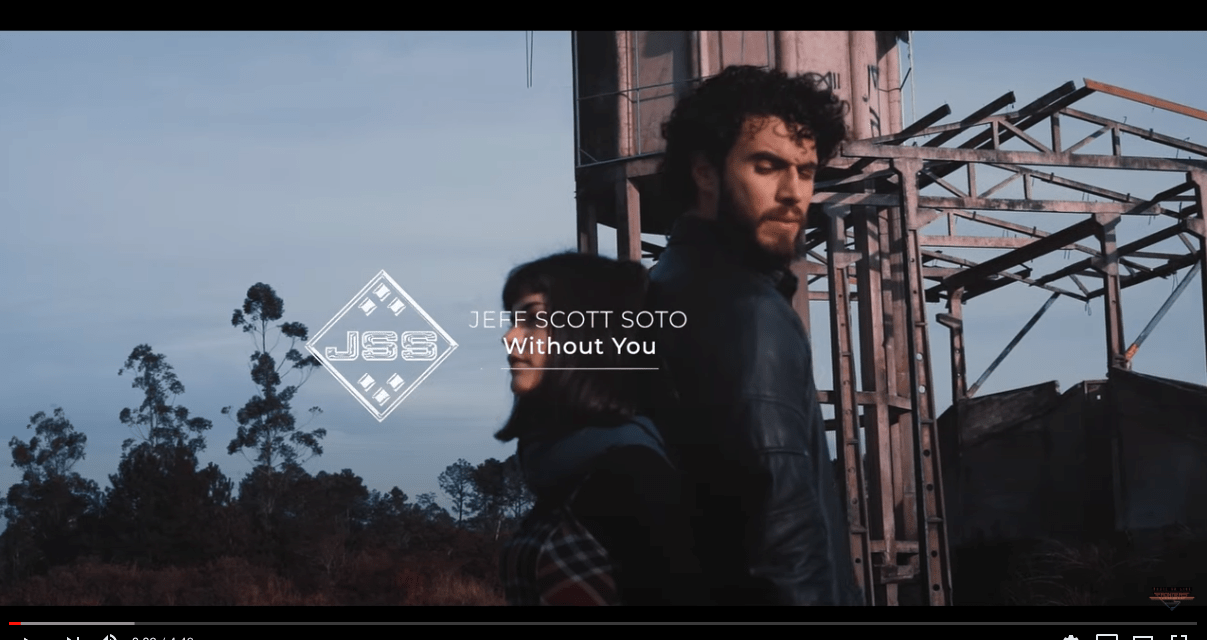 "Featured Video Jeff Scott Soto ""Without You"""