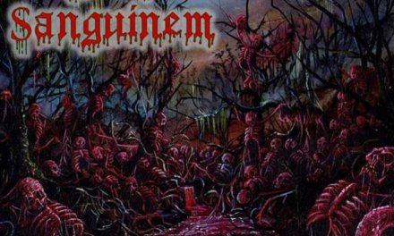 Luna In Sanguinem – Global Bloodbath [killer old school US death thrash ft. Num Skull members]