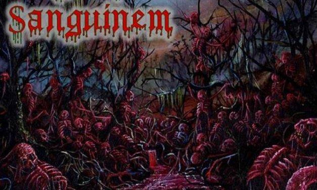 Luna In Sanguinem – Global Bloodbath [killer old school US death thrash ft. Num Skull members]