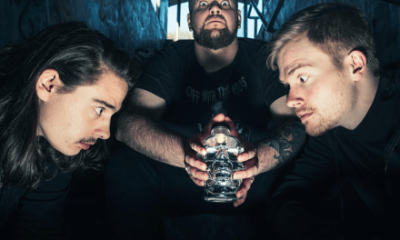 Norwegian Power Trio BOKASSA Signs Worldwide Record Deal with Napalm Records