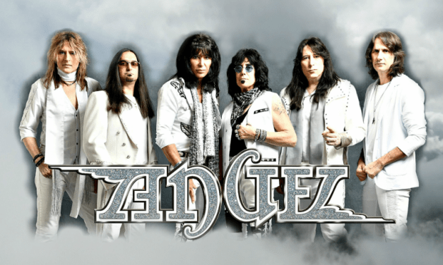 ANGEL Signs with Cleopatra Records for New Album, Takes to the Radio with Keith Roth This Sunday
