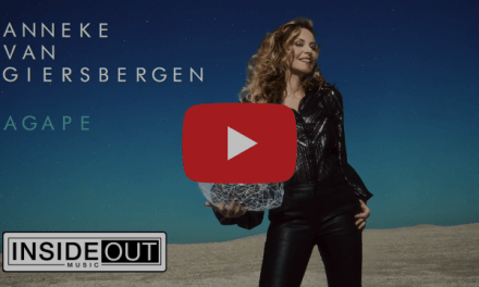 """Anneke van Giersbergen – new single and video for """"Agape"""" out today"""