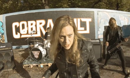 COBRA CULT Release 'Sell Your Soul' Music Video