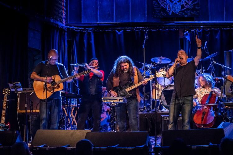 """Chicago Prog Ensemble Sonus Umbra Release New Album """"A Sky Full of Ghosts"""""""