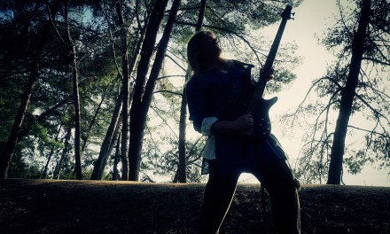 Scarlett Hollow Bassist Jeffrey Erik Mack Signs with Melodic Revolution Records for Upcoming Solo Album