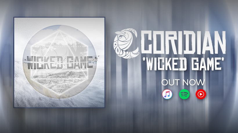 CORIDIAN – WICKED GAME – INDEPENDENT