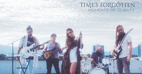 Time's Forgotten to Premiere New Video and Single Today!