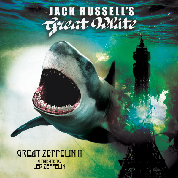 JACK RUSSELL'S GREAT WHITE Return To Their Roots On New Studio Recordings Of LED ZEPPELIN Songs