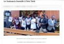 Le quotidien haïtien «Le National» s'installe désormais à New York