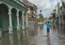 Les Cayes encore sous les eaux, malgré la caravane!