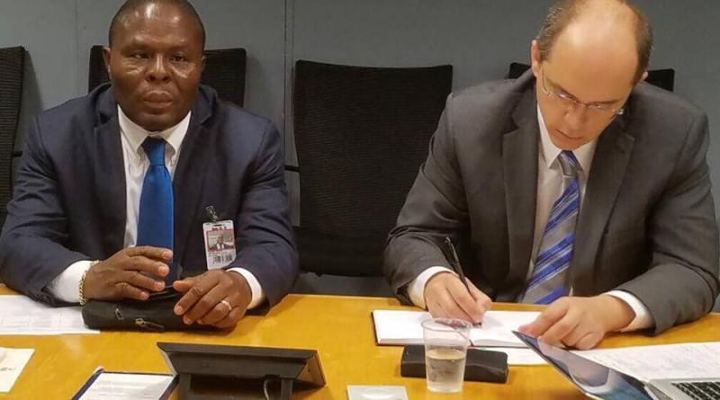 Le ministre Agénor Cadet à Washington : 16,5 millions pour l`éducation en Haiti!