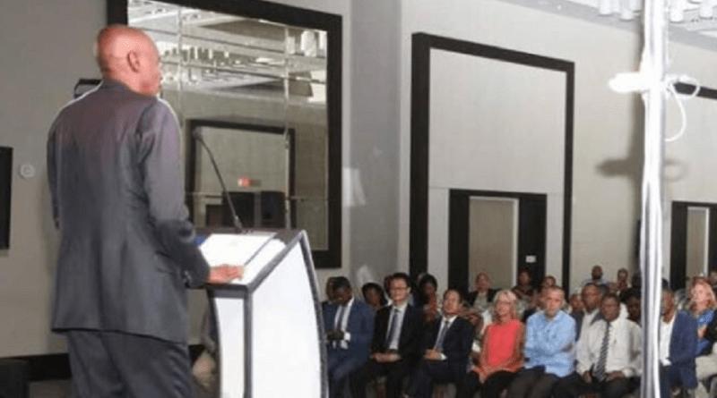 Lancement officiel de la plateforme Haïti Open Data