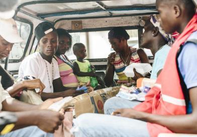 Presque 15,000 haïtiens déportés de la République Dominicaine en moins de 15 jours