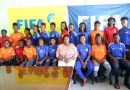 Foot : La ministre Lamur et les grenadières U-20