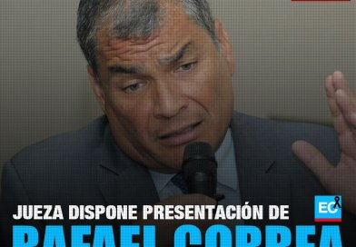 Équateur-Acte de kidnapping : L'ex-président Correa sommé de se présenter tous les 15 jours devant le tribunal