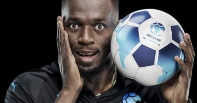 Ursain Bolt tente de démarrer une carrière de footballeur professionnel
