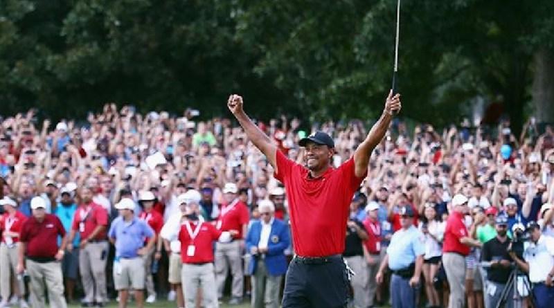 Retour triomphant : Tiger Woods remporte le Championnat du circuit de la PGA