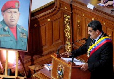 Caracas – Vatican : Maduro critiqué par les évêques vénézuéliens et salué au même instant par le représentant du St-Siège à son investiture !