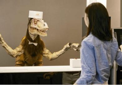 Un hôtel japonais révoque la moitié de ses 243 employés … robots