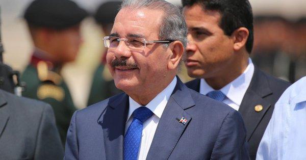 Le palais présidentiel dominicain confirme la rencontre Trump-Medina et avec 4 autres leaders caribéens