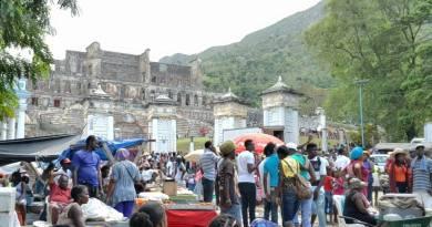 Milot en ébullition : des milliers de jeunes en pèlerinage à la Citadelle!
