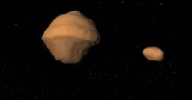 La Nasa observe une météorite qui pourrait «s'approcher» de la Terre, samedi soir
