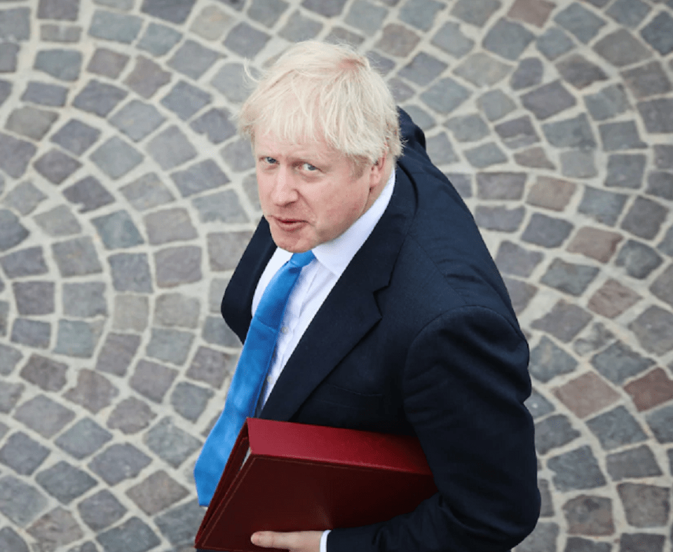 Brexit : Boris Johnson annonce la suspension du Parlement jusqu'au 14 octobre