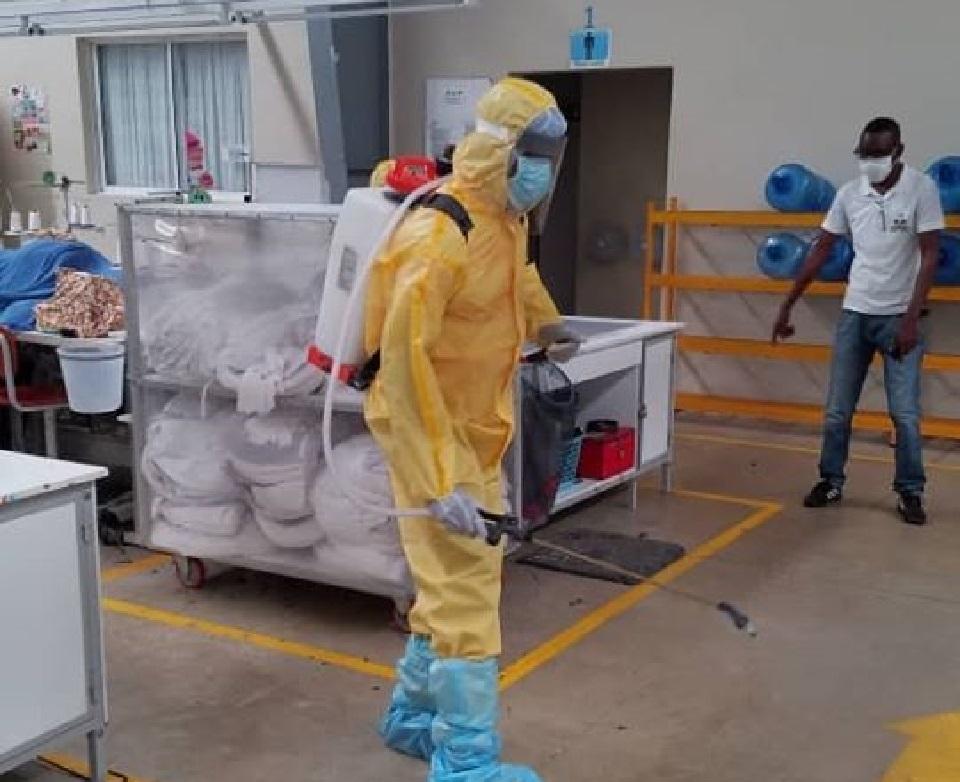 Une centaine de cas confirmés depuis le retour du virus à Pékin
