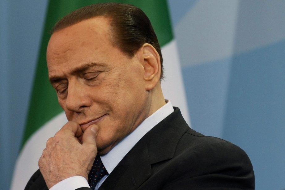 Silvio Berlusconi testé positif au Covid-19 — Italie