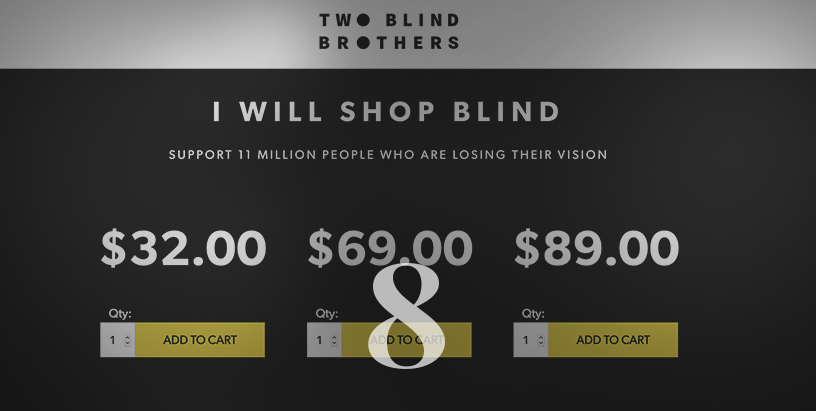 Two Blind Brothers - Shop Blind