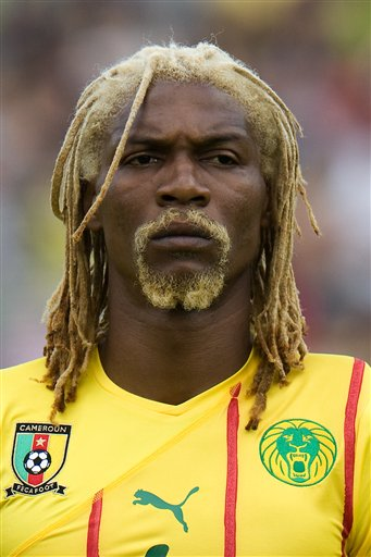 Rigobert Song 'out of coma and breathing by himself'