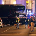 Berlin Truck Crashes