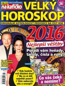 Můj čas na kafíčko – horoskopy 1/2015