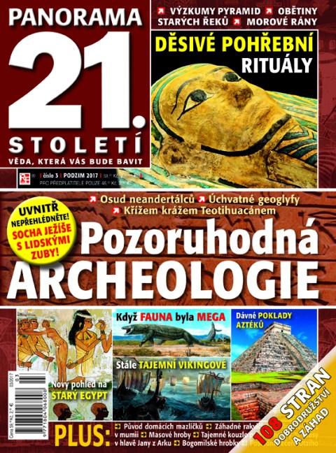 Aktuální číslo časopisu Panorama 21
