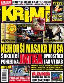 Časopis Krimi Revue