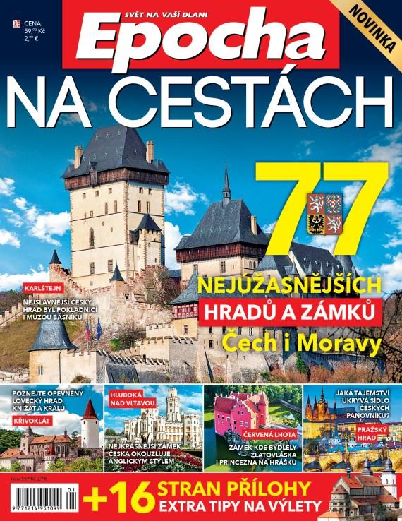 Aktuální číslo časopisu Epocha na cestách