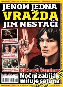 Knihovnička Krimi Revue 1/2018