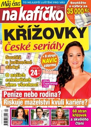 Křížovky České seriály – Můj čas na kafíčko